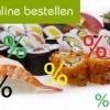 Sushi Deal Offenbach: Aktuell 25% Rabatt beim Wasabi Sushi Express Lieferservice 63065 Offenbach