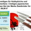 Sushi Messer für Sushi-Hobbyköche mit 68% Rabatt