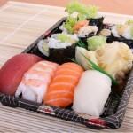 Trend: Sushi Lieferung abfotografieren und auf sozialen Netzwerken teilen