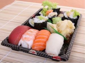 Gute Frage: Wo kann man in München leckeres Sushi bestellen?