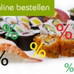 Sushi Queen Sushi Lieferservice Frankfurt, mit Sushi Happy Hour
