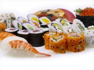 Keine Lust zum kochen? Einfach den Sushi Lieferservice bestellen und Sushi liefern lassen!