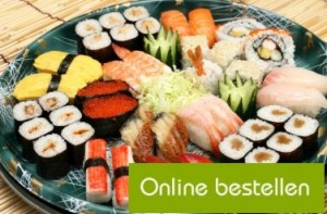 Sushi Royal Lieferservice 60596 Frankfurt, Best of Sushi in Frankfurt
