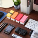 Sushi Office Gadgets: Sushi Post It die Appetit machen