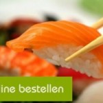 Sushi vom Sushi Circle Restaurant per Taxi in Frankfurt Bornheim, Nordend-Ost und Umgebung